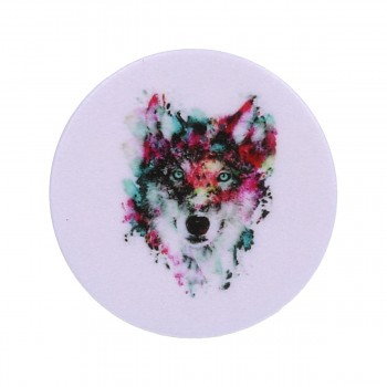 Držák PopSocket Wolf