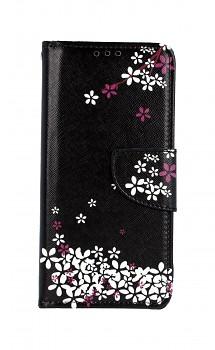 Knížkové pouzdro na Samsung A20e Květy sakury