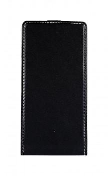 Flipové pouzdro Slim Flexi na Huawei P Smart Z černé
