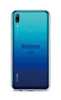 Zadní silikonový kryt na Huawei Y6 2019 Nejsem na Facebooku