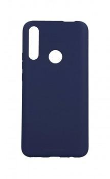 Zadní silikonový kryt Mercury Soft Case na Huawei P Smart Z modrý