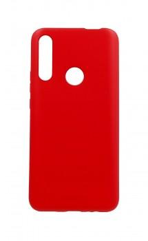 Zadní silikonový kryt Mercury Soft Case na Huawei P Smart Z červený