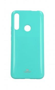 Zadní silikonový kryt Mercury Jelly Case na Huawei P Smart Z mentolový
