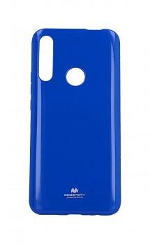 Zadní silikonový kryt Mercury Jelly Case na Huawei P Smart Z modrý