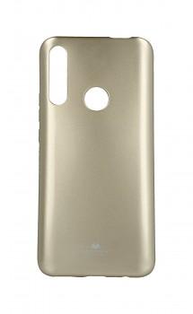 Zadní silikonový kryt Mercury Jelly Case na Huawei P Smart Z zlatý