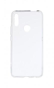 Zadní silikonový kryt na Huawei P Smart Z 1 mm průhledný