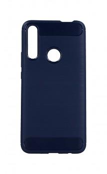 Zadní silikonový kryt na Huawei P Smart Z modrý