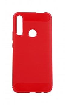 Zadní silikonový kryt na Huawei P Smart Z červený
