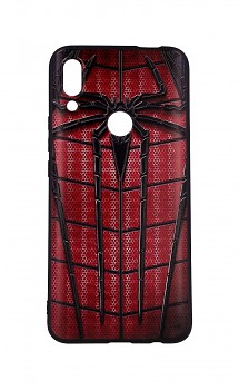Zadní 3D silikonový kryt na Huawei P Smart Z Spider-man
