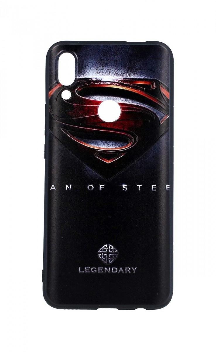 Zadní 3D silikonový kryt na Huawei P Smart Z Superman 2