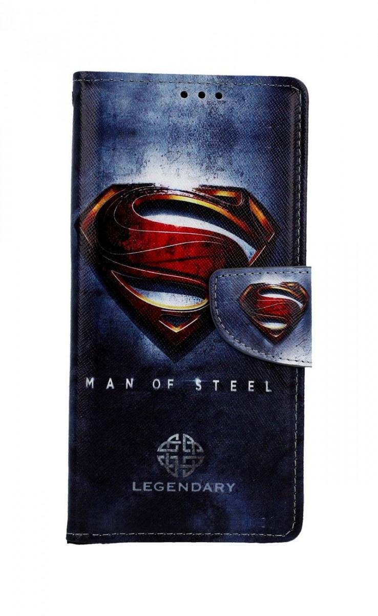 Knížkové pouzdro na Huawei P Smart Z Superman 2