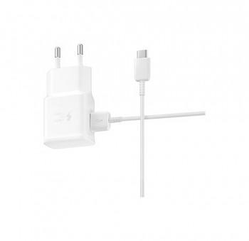 Originální USB-C (USB type-C) rychlonabíječka Samsung EP-TA200EBE +  EP-DG970BBE bílá