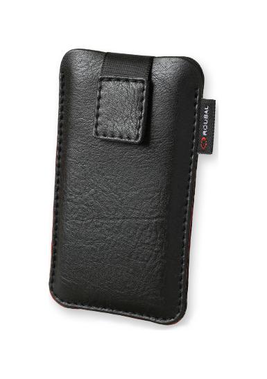 Pouzdro Roubal Xiaomi Redmi Note 8 černé 43729 (kryt neboli obal na Xiaomi Redmi Note 8)