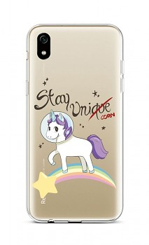 Zadní silikonový kryt na Xiaomi Redmi 7A Stay Unicorn