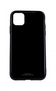 Zadní pevný kryt LUXURY na iPhone 11 černý