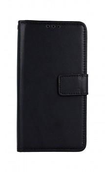 Knížkové pouzdro na Xiaomi Redmi 7A černé s přezkou 2