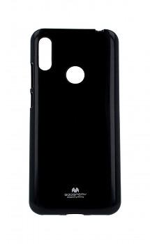Zadní silikonový kryt Mercury Jelly Case na Huawei Y6 2019 růžový