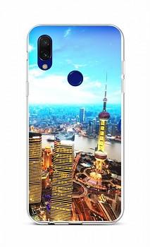 Zadní silikonový kryt na Xiaomi Redmi Note 7 City