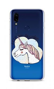 Zadní silikonový kryt na Xiaomi Redmi 7 Dreaming