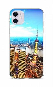 Zadní silikonový kryt na iPhone 11 City