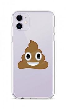 Zadní silikonový kryt na iPhone 11 Poo