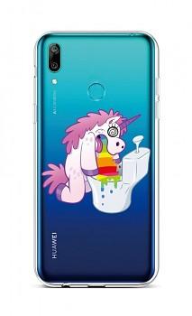 Zadní silikonový kryt na Huawei Y6 2019 Hard Morning