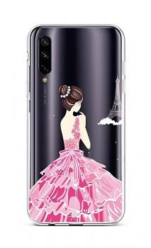 Zadní silikonový kryt na Xiaomi Mi A3 Pink Princess