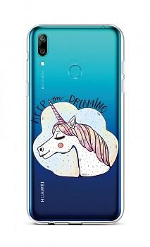 Zadní silikonový kryt na Huawei Y6 2019 Dreaming