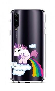 Zadní silikonový kryt na Xiaomi Mi A3 Rainbow Disaster
