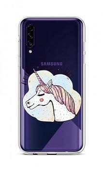 Zadní silikonový kryt na Samsung A30s Dreaming