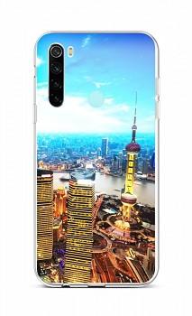 Zadní pevný kryt LUXURY na Xiaomi Redmi Note 8 City