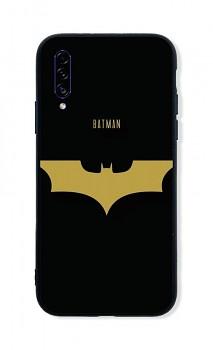 Zadní pevný kryt LUXURY na Samsung A30s Gold Batman
