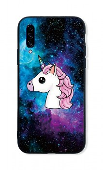 Zadní pevný kryt LUXURY na Samsung A30s Space Unicorn