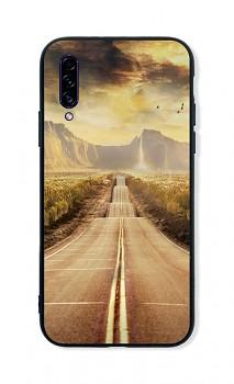 Zadní pevný kryt LUXURY na Samsung A30s Way