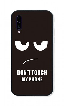 Zadní pevný kryt LUXURY na Samsung A30s Don´t Touch