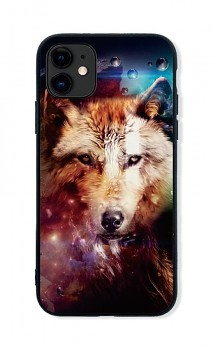 Zadní pevný kryt LUXURY na iPhone 11 Wolf