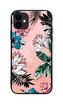Zadní pevný kryt LUXURY na iPhone 11 Tropical Pink