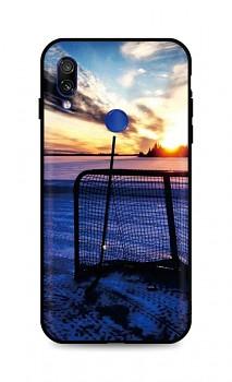 Zadní silikonový kryt DARK na Xiaomi Redmi Note 7 Hockey Sunset