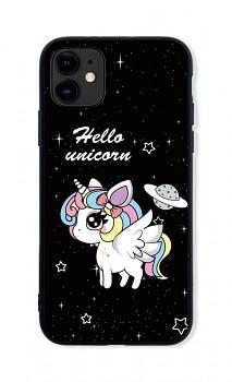 Zadní pevný kryt LUXURY na iPhone 11 Unicorn