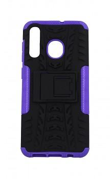 Zadní kryt na Samsung A30s se stojánkem fialový