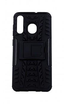Zadní kryt na Samsung A30s se stojánkem černý