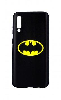 Zadní 3D silikonový kryt na Samsung A30s Batman