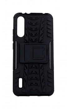Zadní kryt na Xiaomi Mi A3 černý se stojánkem