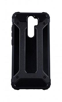 Zadní kryt na Xiaomi Redmi Note 8 Pro Panzer černý