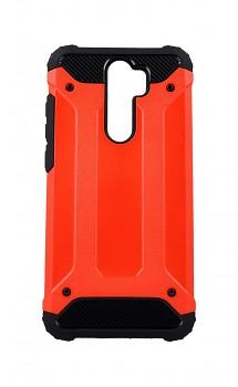 Zadní kryt na Xiaomi Redmi Note 8 Pro Panzer červený