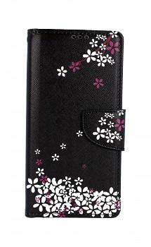 Knížkové pouzdro na Xiaomi Redmi Note 8 Pro Květy sakury