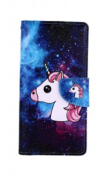 Knížkové pouzdro na Xiaomi Redmi Note 8 Pro Space Unicorn