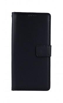 Knížkové pouzdro na Xiaomi Redmi Note 8 Pro černé s přezkou 2