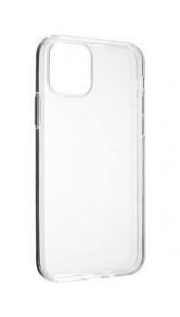 Ultratenký silikonový kryt na iPhone 11 0,5 mm průhledný