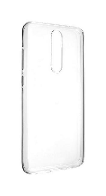Ultratenký silikonový kryt na Xiaomi Redmi 8 0,5 mm průhledný